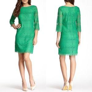 Eliza J | Sheath Lace Dress Sz. 8